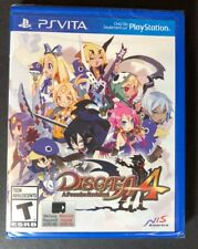 Disgaea 4 [ A Promise Revisited ] (PS VITA) NEW