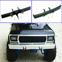 Metal Front/Rear Bumper Upgrade Kit for Traxxas TRX4 Ford Bronco 1/10 RC Truck