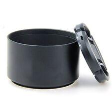 62mm Telephoto Metal Lens Hood for Nikon Canon Leica Sony + free 67mm Center cap