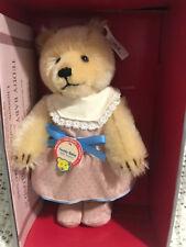 "Steiff, ""Teddy Bear Maid"" Replica of 1930 Original"