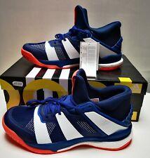 adidas Handballschuhe Stabil X Mid blau Gr. 42-50 Herren CP9385 Hallensport
