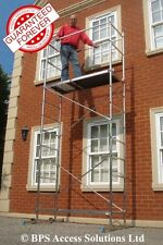 Super 5m DIY Aluminium Scaffold Tower / Towers Made in EU - others made in China