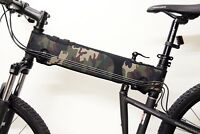 Montague Bikes Protective Neoprene Frame Cover for Montague MTB's: Green Camo