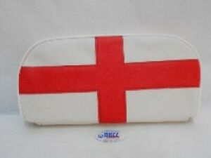Mod Scooter Slipover Cuppini Backrest Pad in George Cross design 007139