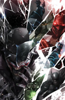 DARK NIGHTS METAL #6 MATTINA VIRGIN VARIANT NM BATMAN WHO LAUGHS HARLEY JOKER DC
