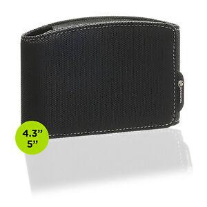 """Genuine TomTom 4.3"""" & 5"""" Sat Nav Carry Case"""