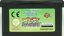 Nintendo Advance: Tiny Toon Adventures Wacky stackers