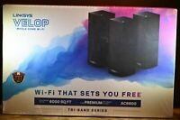 New Sealed Linksys Velop AC6600 Whole Home Mesh Wi-Fi System Tri-Band WHW0303B