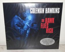 2 CD COLEMAN HAWKINS - HAWK FLIES HIGH - NUOVO NEW