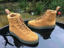 Dr. Martens Kamar brown tan suede sneaker style boots UK 8 EU 42 NEW RRP £120.00