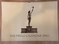 CALENDARIO PIRELLI  1990