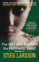 The Girl Who Kicked the Hornets' Nest (Millennium Trilogy Book 3), Stieg Larsson