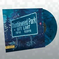 Thimbleweed Park Soundtrack on Transparent Blue Colored Vinyl Record Brand NEW!!