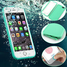 360 NEW WATERPROOF SHOCKPROOF Case Ultra Thin Cover for iPhone 8 7 Plus X 6 SE 5