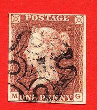 Bullseye/SOTN Pre-Decimal British Victorian Stamps