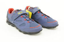 New! Mavic Men's XA Elite Mountain Biking Shoes Size 9 US, 42-2/3 EU (Blue/Red)