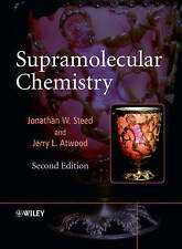 Supramolecular Chemistry, Very Good Condition Book, Atwood, Jerry L., Steed, Jon