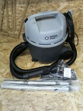Nilfisk Vp300 eco Hepa Grey Commercial Bagged Vacuum Cleaner C/W Tools And Bags