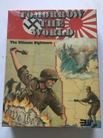 3W Wargame Boxed  Tomorrow the World MINT CONDITION FACTORY SEALED