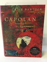 Capolan Artbox : Travels of a Vagabond Country by Nick Bantock (1997, Hardcover)