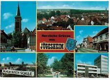 Mehrbild-Ak Jügesheim, gelaufen 1979 (14h)