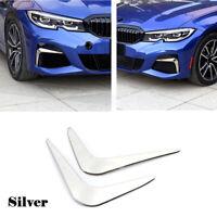 für BMW G20 G28 ABS Paar Nebelscheinwerfer Nebelleuchte Abdeckung Blende Rahmen