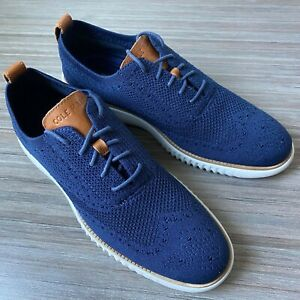 Cole Haan 2.ZeroGrand Stitchlite Water Resistant Wingtip SHOES size 9