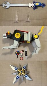 Voltron Club Lion Force Black Lion & Keith Sword & Shield Mattel Matty Collector