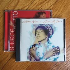 Oleta Adams 2xCD LOT – Circle Of One, All The Love