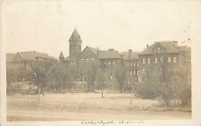 1901-1907 Real Photo Postcard; Valley City Nd State Normal School Barnes County