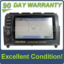 ACURA Navigation System GPS Information Display Screen Monitor 39810-S3V-A010-M1