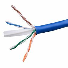 Cable Matters® In-Wall Rated (CM) Cat6 Ethernet Cable in Blue 1000 Feet