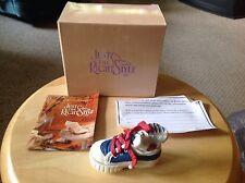 Miniature Shoes. Raine's Just The Right Shoe. Rough 'n Tumble Trinket Box
