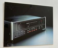 Vintage McIntosh CR10 Controller High Res Professional Sign from McIntosh