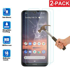 For Nokia 3.2 9H Clear Premium Tempered Glass Screen Protector