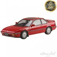 Hobby JAPAN Mini Car 1/18 Honda Prelude Si BA5 1987 Phoenix Red Finished product