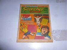 SCORCHER & SCORE Comic - Date 29/01/1972 - UK Paper Comic