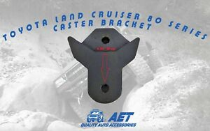 "Caster Bracket Drop Box 4.5"" Toyota Land Cruiser FJ80 FZJ80 HDJ80 HZJ80"