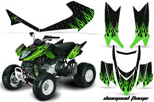 ATV Graphics Kit Quad Decal Sticker Wrap For Arctic Cat DVX400 DVX300 DFLAME G K