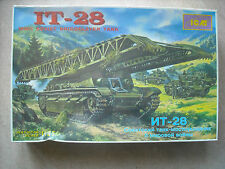 ICM#35081 1/35 SOVIET IT-28 BRIDGE LAYER TANK