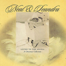 Audio CD Listen to the Angels - Neal & Leandra - Free Shipping