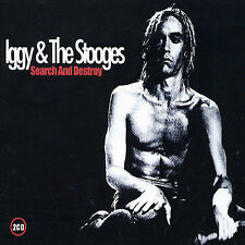 Search and Destroy by Iggy & the Stooges/Iggy Pop (CD Jun-2005, Iceni) SS Sealed