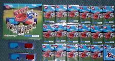2011 Herald Sun AFL 3D Footy card set + folder +glasses