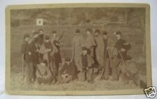 New Hampshire Post Civil War Soldiers Great Coats Photo cdii