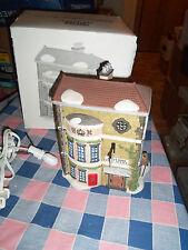 Dept 56 Heritage Village Dickens' Vilage Series King's Road Post Office Box