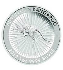 Silbermünze Australien 2019 Känguru Perth Mint 1 oz Silber (31,1 g Feinsilber)