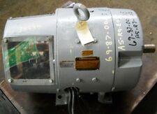 DC Motor, General Electric, 50 HP, 1750/2100 RPM, 240 Volts, Enclosure SVSP-FG