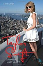 TAYLOR SWIFT __ EVERYTHING HAS CHANGED __ SARAH OLIVER _ BRAND NEW _ FREEPOST UK