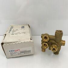 Vokera compact 25he 29he 35he 3 port Valve Kit 10026508-NEUF FREE P/&P *