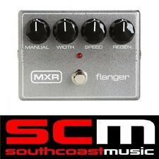 M117R MXR FLANGER ELECTRIC GUITAR EFFECTS FX PEDAL FLANGE by JIM DUNLOP